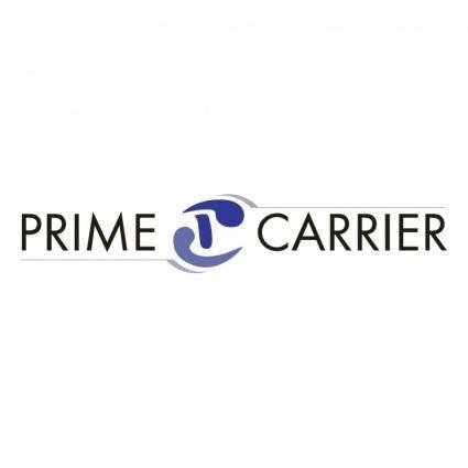 Prime carrier