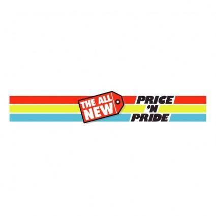 free vector Price n pride