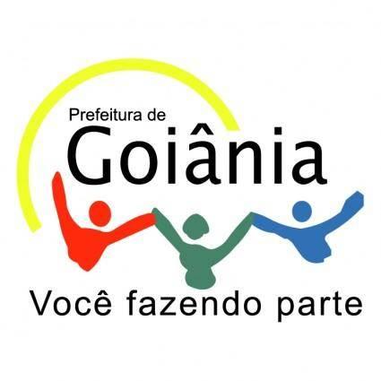 free vector Prefeitura de goiania