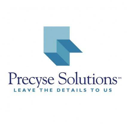 Precyse solutions