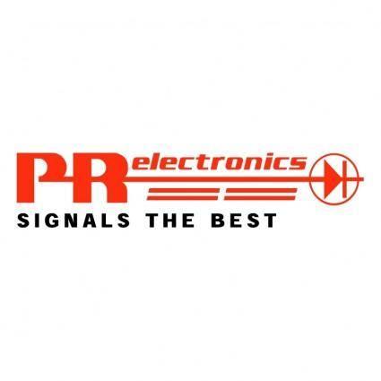 free vector Pr electronics