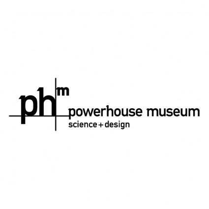 free vector Powerhouse museum