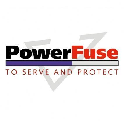 free vector Powerfuse
