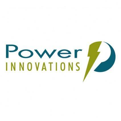 free vector Power innovations