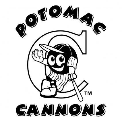 free vector Potomac cannons 0