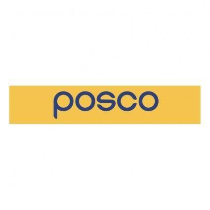 free vector Posco