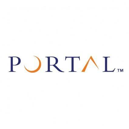 free vector Portal 0