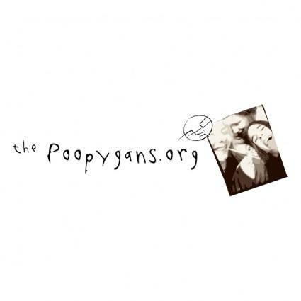 Poopygans