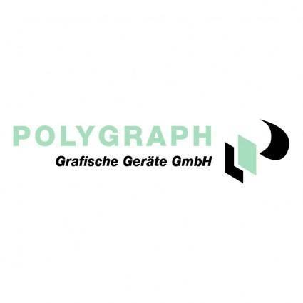 Polygraph grafische geraete