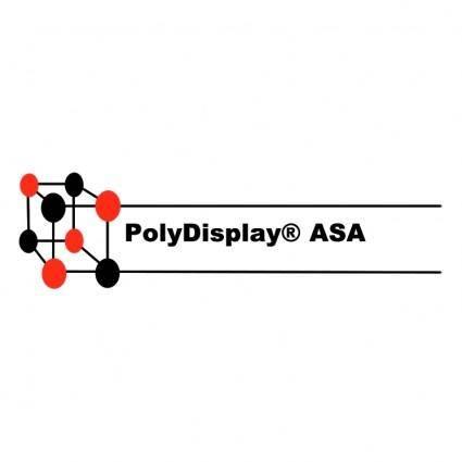 Polydisplay asa