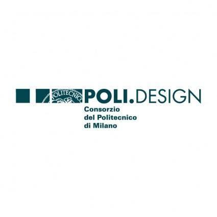 free vector Politecnico di milano consorzio polidesign