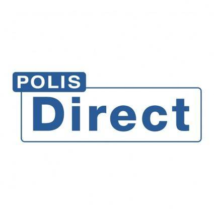 free vector Polis direct