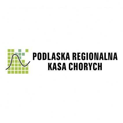 free vector Podlaska regionalna kasa chorych