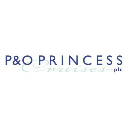 free vector Po princess cruises
