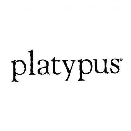 free vector Platypus