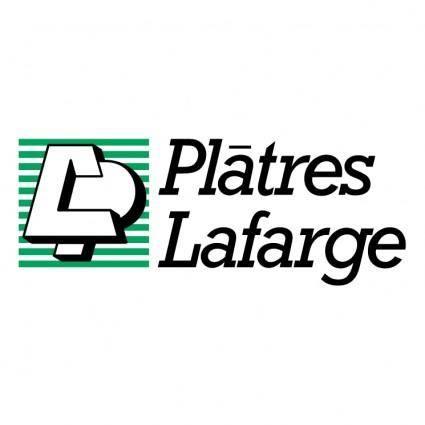 free vector Platres lafarge 0