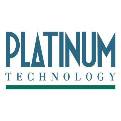 free vector Platinum technology
