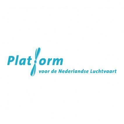 Platform voor de nederlandse luchtvaart