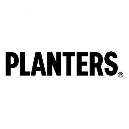 free vector Planters