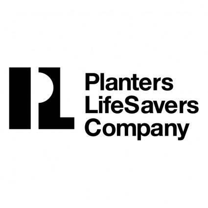 free vector Planters lifesaver company