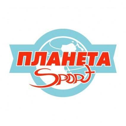 free vector Planeta sport