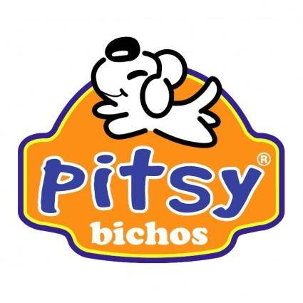 free vector Pitsy bichos