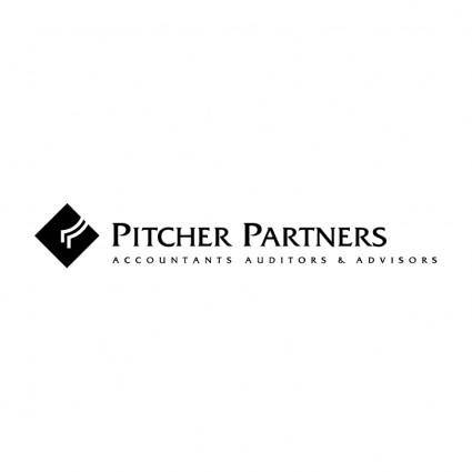free vector Pitcher partners