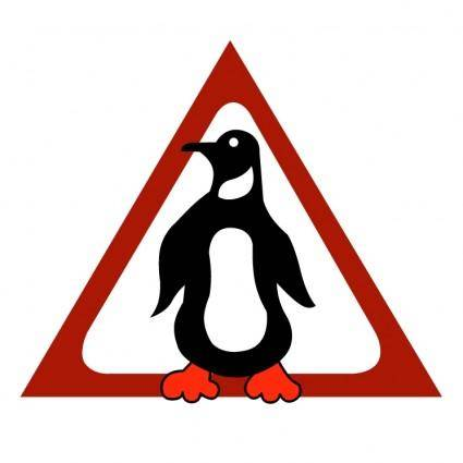 free vector Pinguin