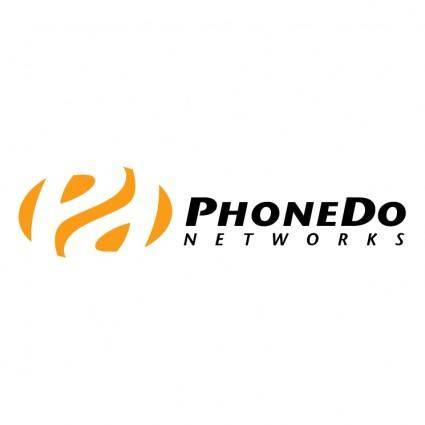 Phonedo networks