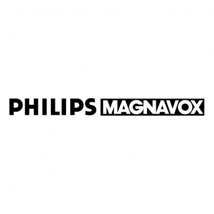free vector Philips magnavox