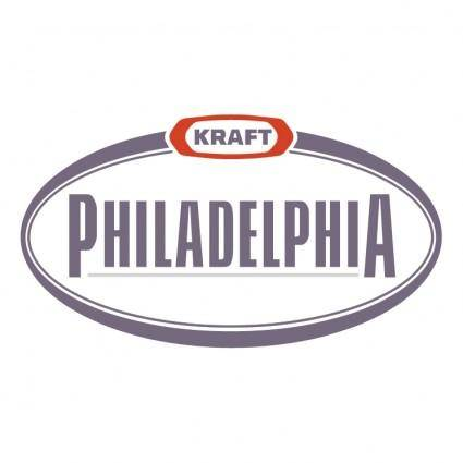 free vector Philadelphia kraft 0