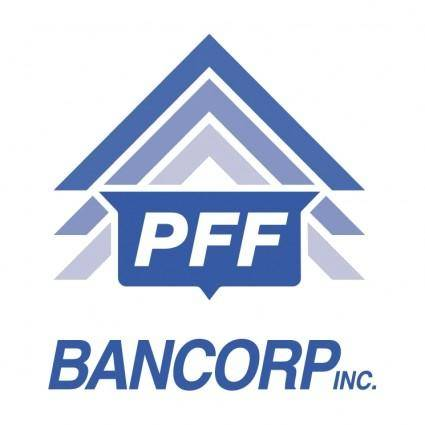 free vector Pff bancorp