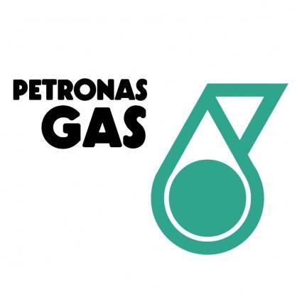free vector Petronas gas