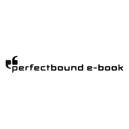 free vector Perfectbound e book