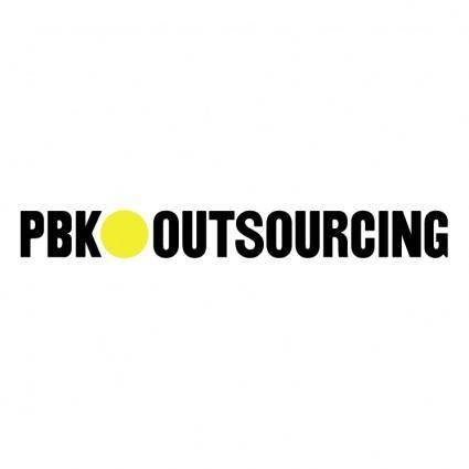 Pbk outsourcing