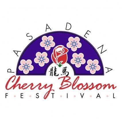 Pasadena cherry blossom festival