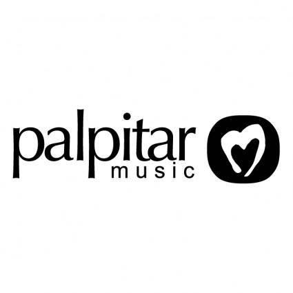 free vector Palpitar music