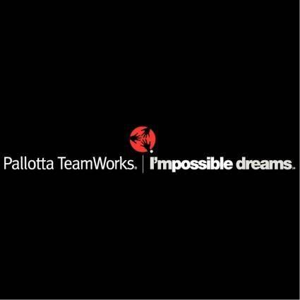free vector Pallotta teamworks 0