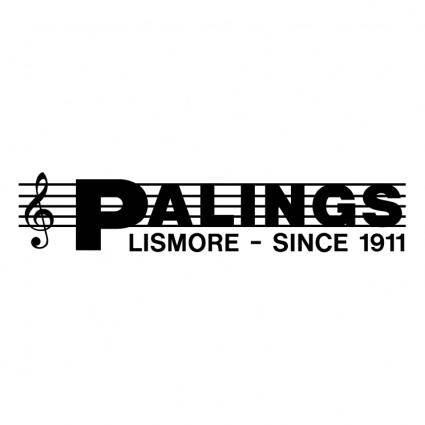 free vector Palings lismore