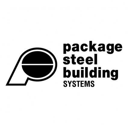 free vector Package steel building systems