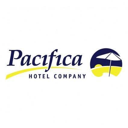 free vector Pacifica hotel company