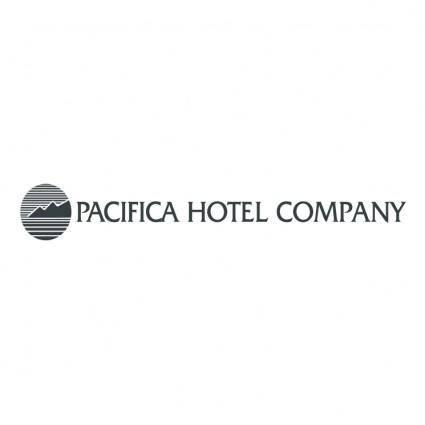 free vector Pacifica hotel company 0
