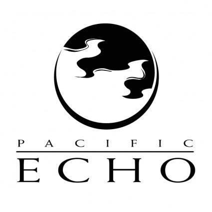 free vector Pacific echo
