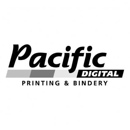 free vector Pacific digital