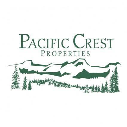 free vector Pacific crest properties