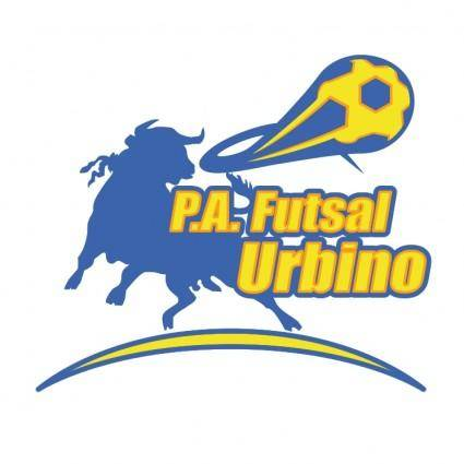free vector Pa futsal urbino