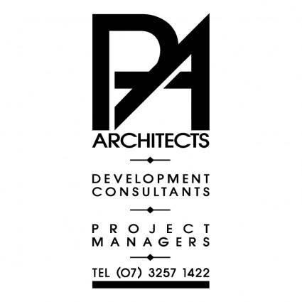 free vector Pa architects