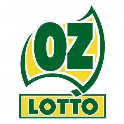 free vector Oz lotto