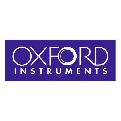 free vector Oxford instruments