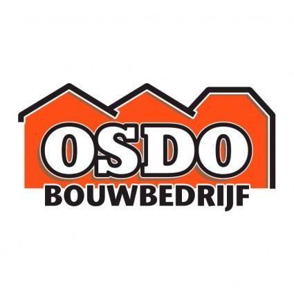 free vector Osdo bouwbedrijf